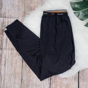 Terramar black banded leggings